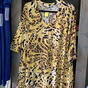 Dresses & Skirts - Cheetah dress